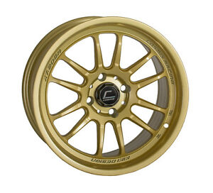 Cosmis Racing Xt 206r 18x11 8mm 5x114 3 Gold 1 Wheels rims