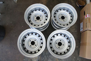 Jdm Custom Steelies 15 Rims Wheels Steel Ssr Watanabe Ae86 Ta22 Datsun 240z Z30