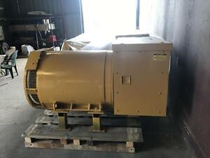 1500 Kw Cat Caterpillar Sr4 480 277v 3 Phase 60 Hz Generator End Sn 6aa01648