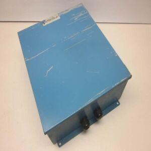Ralston Metal Products I boh 161406 5 12 Dust Tight Hinge Cover Enclosure