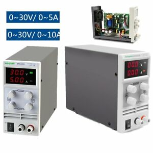 Us 0 30v 0 5a 3 Digits Variable Adjustable Digital Regulated Dc Power Supply Fh