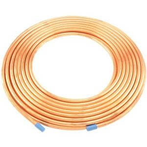 50ft Roll Of 3 8 Copper Refrigeration Tubing