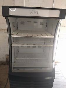 Beverage Air Bz13 1 ra Open Display Case Merchandiser Refrigerator