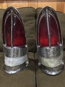 1955 Packard Patrician Taillights