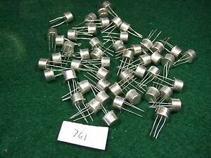 Lot Of 50 Crp Jantx2n2905 2n2905 To 39 Pnp Transistor New