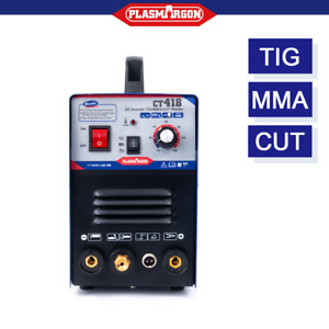 Ct312 110 220v Tig Arc Welder Plasma Cutter 3in1 Welding Machine Accessories