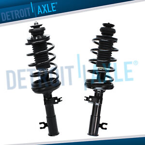 Chevy Aveo Aveo5 Pontiac Wave G3 Pair Front Strut Coil Spring Assembly Kit