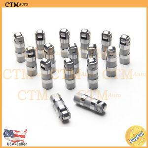 Lash Adjuster Roller Lifters For 86 01 Ford Mustang Lincoln Mercury 5 0l 5 8l V8