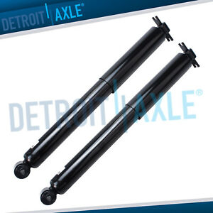 Jeep Wrangler Rear Shocks 2007 2008 2009 2010 2011 2012 2013 2014 16 3 6l 3 8l