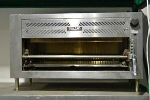 Vulcan Counter top 36 Heavy Duty Gas Salamander Broiler