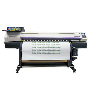 Jv 300 130 Printer Refurbish Mimaki Printer Eco solvent Or Dye Sublimation