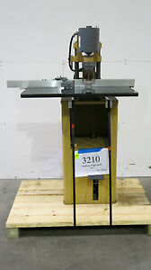 1974 Challenge Model Jf Single spindle Paper Drill