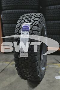 2 New Bf Goodrich All Terrain T A Ko2 123r Tires 2657516 265 75 16 26575r16