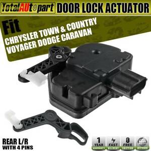 Sliding Door Lock Actuator For Town Country Voyager Dodge Caravan 2001 2007