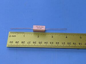 Resistor Cement Power Wound Irc 0 3 Ohm 10 Pw5 r30k Lot Of 622 Pcs