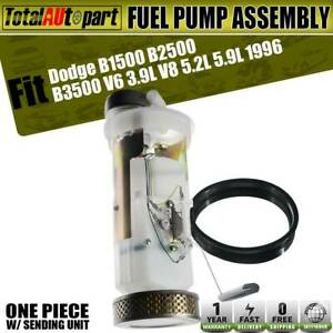 Fuel Pump Module Assembly For Dodge B1500 B2500 B3500 1996 V6 3 9l Base E7100m