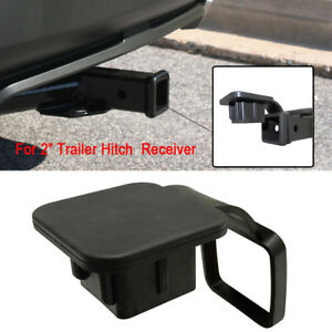 2 Trailer Hitch Receiver Cover Plug Cap Dust Protector For Toyota 4runner Rav4