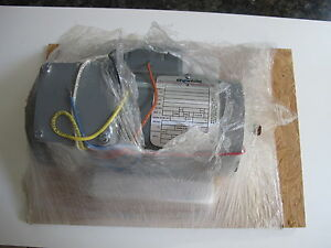 Boston Gear Motor Adrtf b 1 4 Hp Conveyor 115 230v New