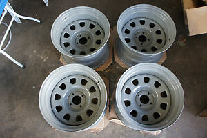 Jdm Custom Steelies 17 Rims Wheels Steel For 240sx 180sx 300zx 240z Ek