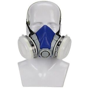 Msa Safety Works 817662 Paint And Pesticide Respirator