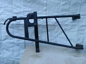 87 96 Bronco Tailgate Swing Out Spare Tire Carrier Oem Ford Full Size Bronco
