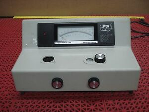 Milton Roy Co Spectronic 20 Spectrophotometer 333172