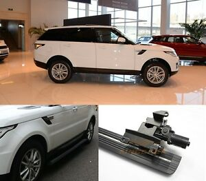Power Side Step For Range Rover Sport 2014 2017 Electric Running Boards Nerf Bar