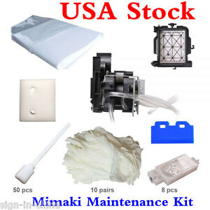 Us Stock High Quality Maintenance Kit For Mimaki Cjv30 Jv33 Free Shipping