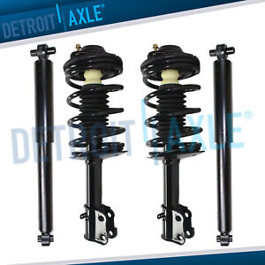 Chrysler Pt Cruiser Struts Coil Assembly Shock Absorbers For All Front Rear