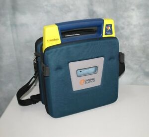 uk Supplier Powerheart G3 Aed Defib Battery 75 And New Electrodes Carry Case