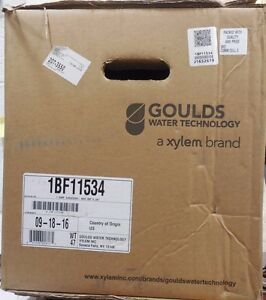 1bf11534 Goulds 1bf11534 Series Centrifugal Pump Size 1 X 1 1 4 5
