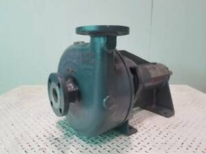 New Surplus Wemco E Model 2x2 11s Slurry Pump In 316ss 10 25 Impeller In 316ss
