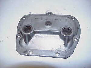 Vintage Muncie 4 Speed 3884685 Transmission Side Cover Chevelle Camaro Z 28 Nova