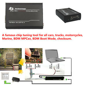 Universal Ecu Programmer Tool V 54 Full Set Master Fg tech Bs Support Bdm obd