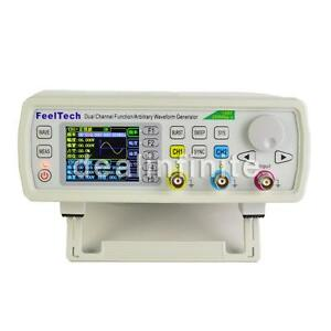 50mhz Feeltech Fy6600 Dds Function Arbitrary Waveform Generator Frequency Meter