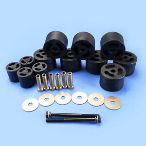 99 05 Sidekick X90 Vitaras Tracker Body Suspension 2 Lift Kit Front Rear