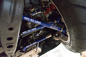 Megan Racing Adjustable Rear Lower Camber Control Arms Mazda Miata Mx5 2016 Nd