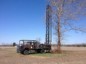 Mobile Robotic Pumping Unit For Stripper Wells Marginal Wells Oil Well Rig