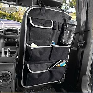 Car Back Seat Organizer Storage Holder Auto Accessories