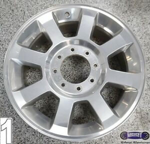 08 10 Ford 20x8 8 Lug 170 Mm Used Rim With Tpms 8 Spoke 3693