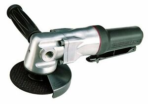 Ingersoll rand 3445max 4 1 2 inch Pneumatic Angle Grinder