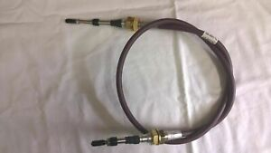 John Deere Farm Loader Control Cable Replaces Aw27924 Aw22482 60 00176