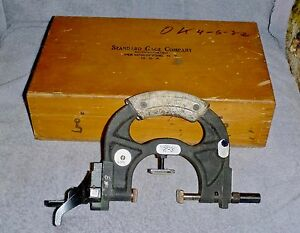 2 3 Snap Gauge Standard Gage Company Inc Poughkeepsie Ny