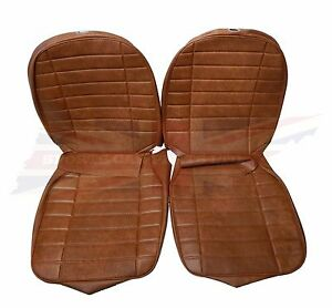New Seat Covers Upholstery Mgb 1973 80 Made In Uk Autumn Leaf Sc115k