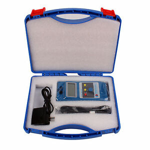 Wt10a Lcd Tesla Meter Gaussmeter Surface Magnetic Field Tester W Ns Function Y
