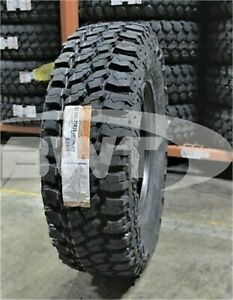 4 New Thunderer Trac Grip M T Mud Tires 2657516 265 75 16 26575r16