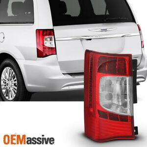 Fit 2011 2012 2013 2014 2015 2016 Chrysler Town Country Driver Led Taillight