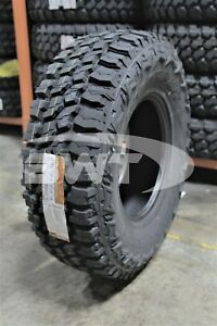 4 New Thunderer Trac Grip M t Mud Tires 2857516 285 75 16 28575r16 10 Ply E Load