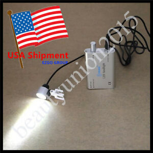 New Led Headlight For Dental Loupes Surgical Medical Binocular