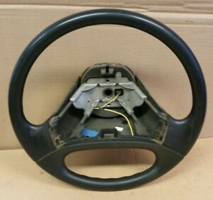 1993 Ford Truck Rubber Steering Wheel F150 Bronco F250 F350 No Cruise